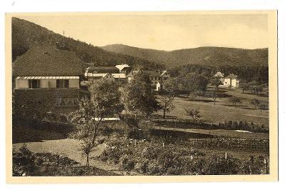 Pohlednice, Wangenbourg, Francie, MF, 104/69