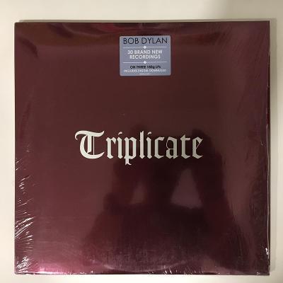 Bob Dylan – Triplicate - 3 x LP vinyl