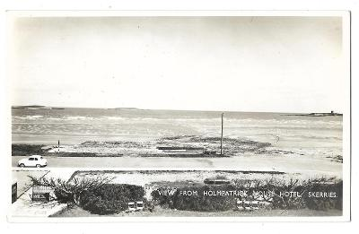 Pohlednice, Holmpatrick, Irsko, MF, 104/69