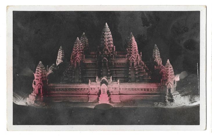 Pohlednice, Angkor Vat, Kambodža, MF, 104/69 - Pohlednice