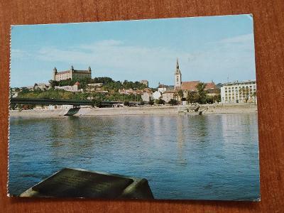 Pohlednice Slovensko Bratislava