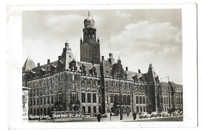 Pohlednice, Rotterdam, Nizozemsko, MF, 104/69
