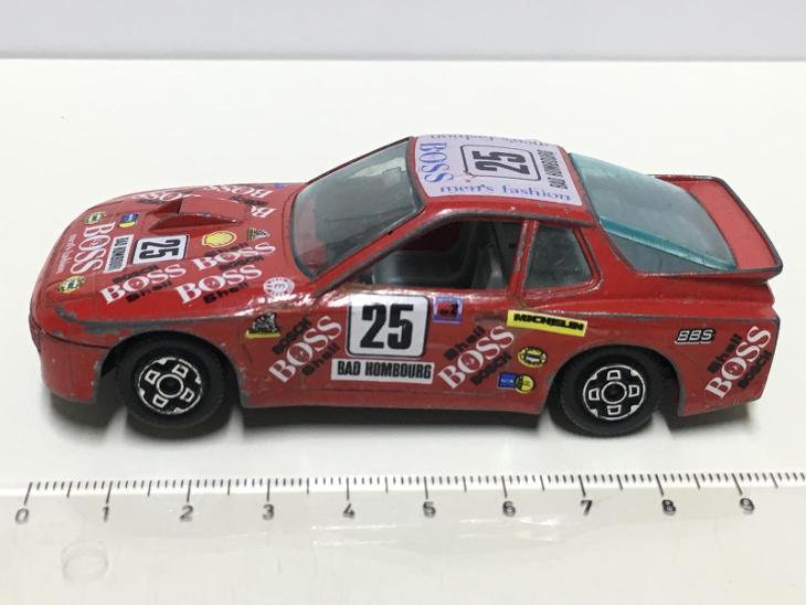Porsche 924 Turbo - Bburago Italy 1/43  (H4-80) - Modelářství