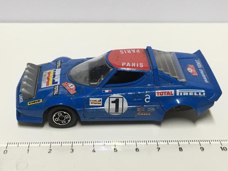 Lancia Stratos - Bburago Italy 1/43  (H4-81) - Modelářství