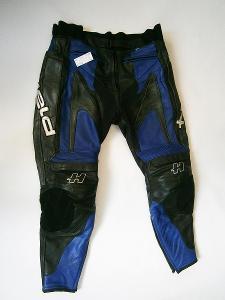 Kožené kalhoty HELD- vel. XL/42, pas: 90 cm