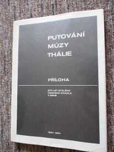 Dufková Eugenie - Putování múzy Thálie II
