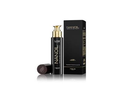 Nanoil, vlasový olej pro vlasy s nízkou porozitou pro hydrataci