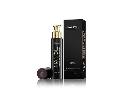 Nanoil, Vlasový olej pro vlasy se střední porozitou pro hydrataci