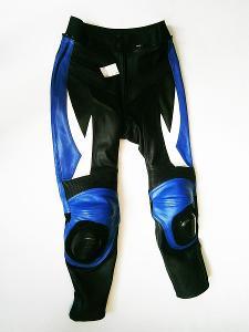 Kožené dámské kalhoty TSCHUL - vel. L/40, pas: 78 cm