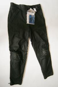 Kožené kalhoty DAINESE - vel. L/52, pas: 86 cm