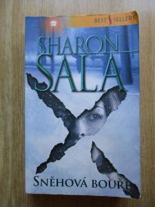 Sala Sharon - Sněhová bouře  (1. vydání)