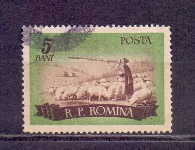 Rumunsko - Mich. č. 1551