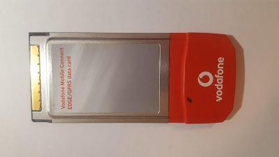 PCMCIA 3G modem Huawei E620 (Vodafone): GSM, GPRS, EDGE, HSDPA, UMTS