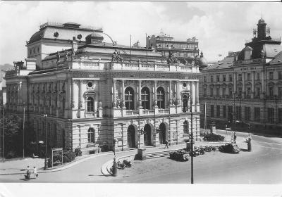 Liberec - divadlo
