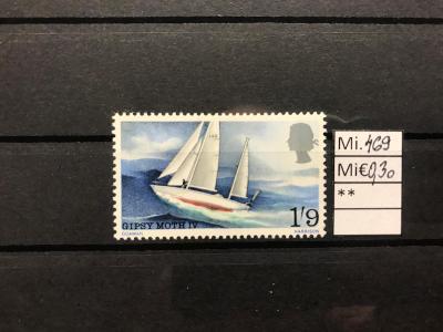 GB, Velká Británie, Mi. 469