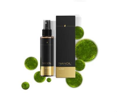 Nanoil Algae Hair Conditioner: dvoufázový vlasový kondicionér, 125 ml