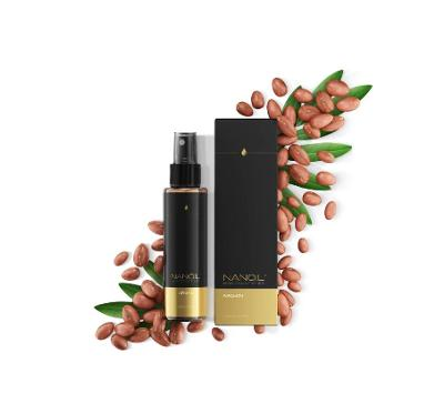 Nanoil Argan Hair Conditioner: dvoufázový vlasový kondicionér, 125 ml