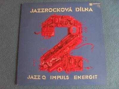 LP Jazz Q, Impuls, Energit - Jazzrocková Dílna 2