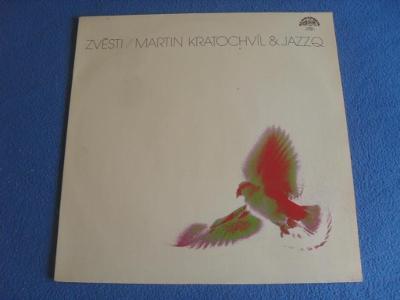 LP Martin Kratochvíl & Jazz Q – Zvěsti