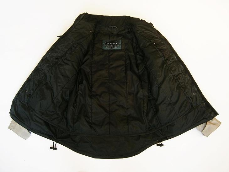 Textilní bunda TAKAI- vel. M - Náhradní díly a příslušenství pro motocykly