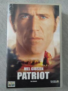VHS Patriot - Mel Gibson