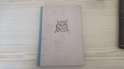 Vitalij Bianki: Lesní noviny. Unikátní kniha z roku 1951