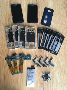 Mobilní telefony Samsung Galaxy S6 Edge (náhradní díly) - NETESTOVÁNO