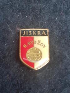 Odznak Jiskra Nový Bydžov