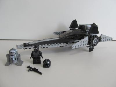 Lego set Star Wars  7915 Hvězdná stíhačka V-Wing Impéria