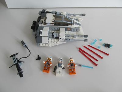 LEGO set  Star Wars 75049 Snowspeeder
