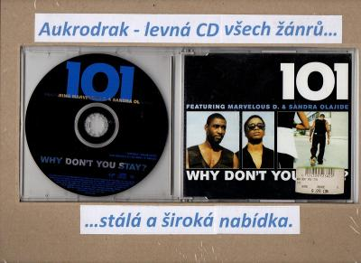 CDM/101-Featuring Marvelous D.&Sandra Olajide-Why Don't You Stay?