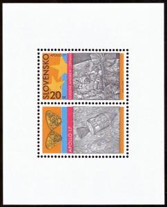 SR - POF. A 280 - LET APOLLO 17, 2002 - ARŠÍK (S2011)