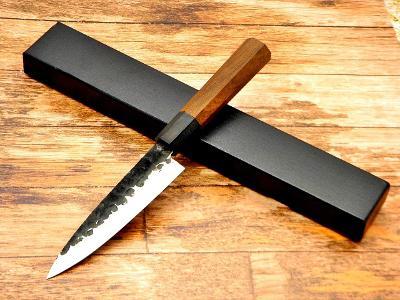 K05 /Damaškový kuchynsky nůž. Ocel VG10 SAN MAI EBEN ZELEZNE DREVO