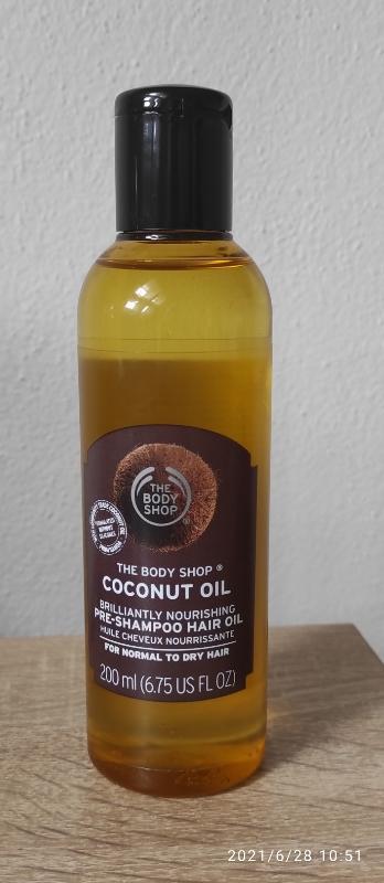 Vlasový olej Coconut