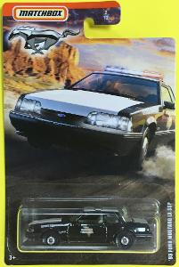 ´93 Ford Mustang LX SSP - Matchbox Ford Mustang Series 2/12 (MB2-17)