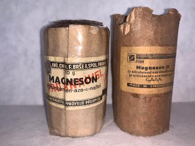 Indikátor Magneson + Magneson II (2x10g)