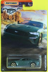 '19 Ford Mustang Coupe - Matchbox Ford Mustang Series 6/12 (MB2-19)