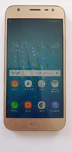 # Mobilní telefon Samsung Galaxy J3 2017 Single SIM PĚKNÝ STAV - A306
