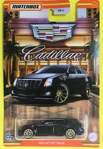 Cadillac CTS Wagon - Matchbox 2021 Cadillac Series 8/12 (MB2-24)