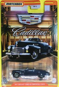 '41 Cadillac Series 62 - Matchbox 2021 Cadillac Series 12/12 (MB2-28)