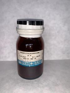 Indikátor Difenylthiokarbazon p.a. (Dithizon) (C13H12N4S, 25g)