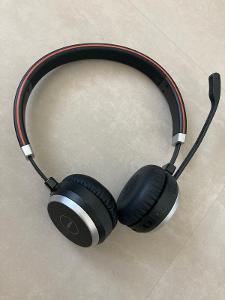 Sluchátka Jabra Evolve 40 MS Stereo černá
