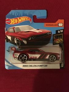 dodge challenger drift car hot wheels