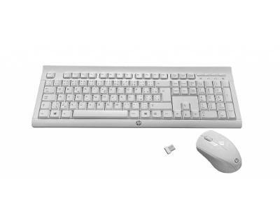 Set Bezdrátové klávesnice s myší HP Wireless Deskt