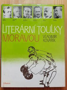 Literární toulky Moravou Vladimír Kovářík