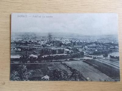 Pohled Slovensko Košice