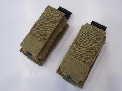 Originál US Navy/SOF sumka Eagle Ind. na 1 zás 9mm Kydex Khaki nepouž.