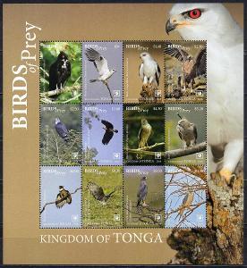 Tonga-Dravci 2018**  Mi.Klb.2218-2229 / 70 €