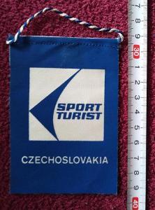Stará turistická vlaječka-       Sport Turist Czechoslovakia
