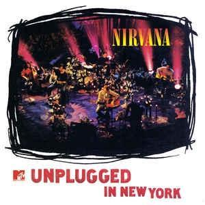 Nirvana – MTV Unplugged In New York - 1994 - Hudba